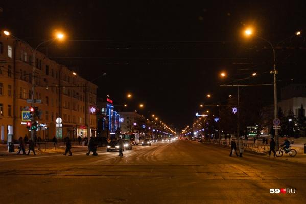 Транспорт пойдет по улице Ленина по-новому