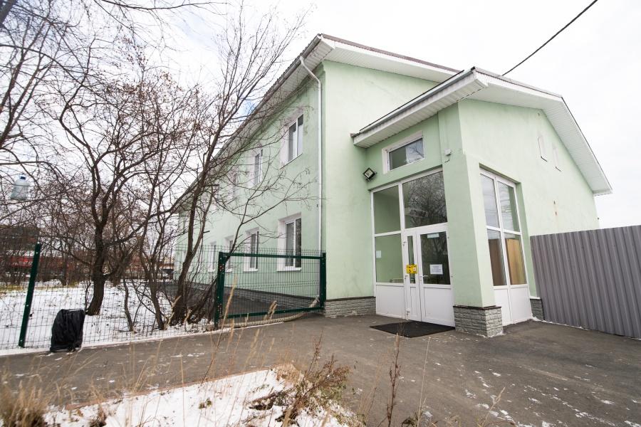 дом пожилых в пушкино