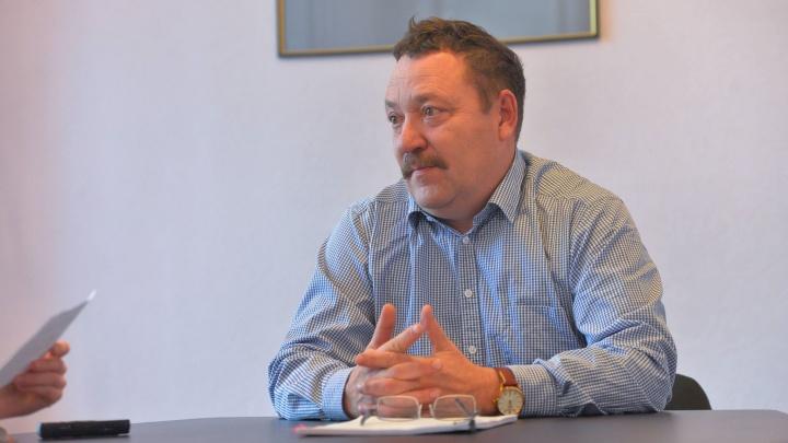 Директор ЦПКиО написал заявление об увольнении