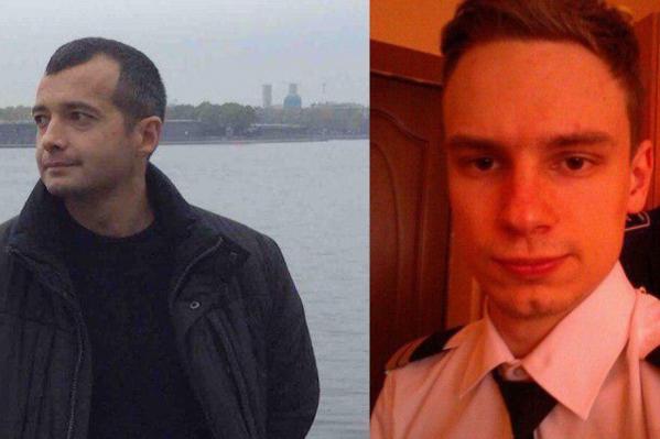 Пилоты, посадившие самолет, Дамир Юсупов и Георгий Мурзин