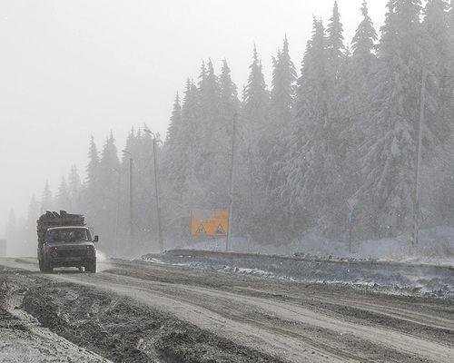 ГИБДД Зауралья просит водителей вовремя менять резину на зимнюю