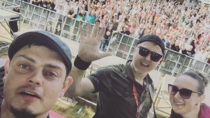 «Они это выступление заслужили»: новосибирская группа выступила на рок-фестивале «Нашествие»