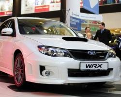 Марка Subaru отметила свое пятнадцатилетие в Уфе