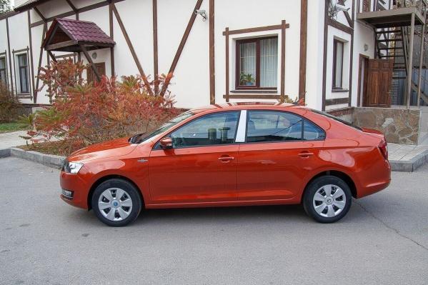 ŠKODA RAPID в «Волга-Раст» — достойное авто для поездок по городу и на дачу в России