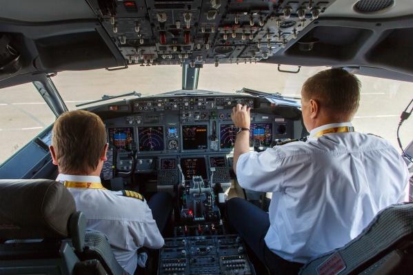 Самолёты будут летать в Краснодар по средам, пятницам и воскресеньям