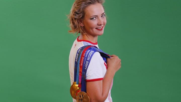 Уральская спортсменка Анна Миленина завоевала золото в лыжной гонке на Паралимпиаде
