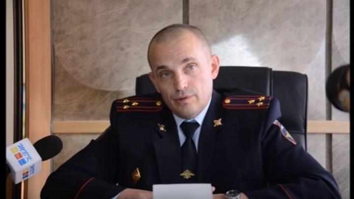 Главного полицейского Бердска отправили в СИЗО