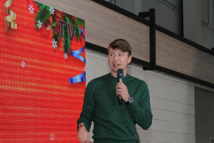 Алексей Ягудин — олимпийский чемпион по фигурному катанию, актер, спикер