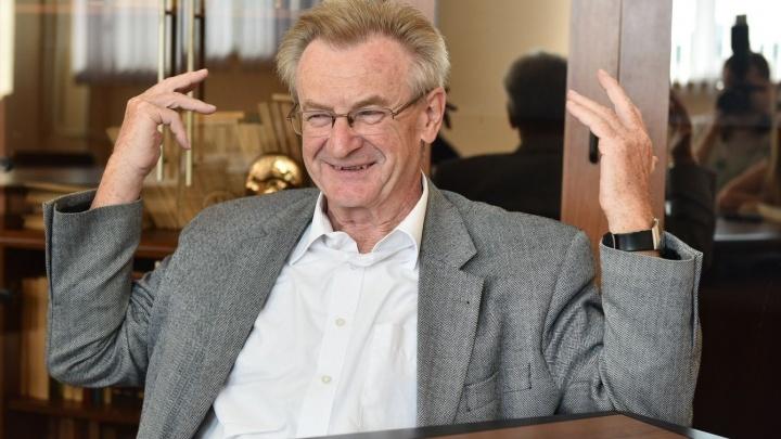 Немецкий учёный в Екатеринбурге: «Германия — такой же Грязьбург, только в парках чище»