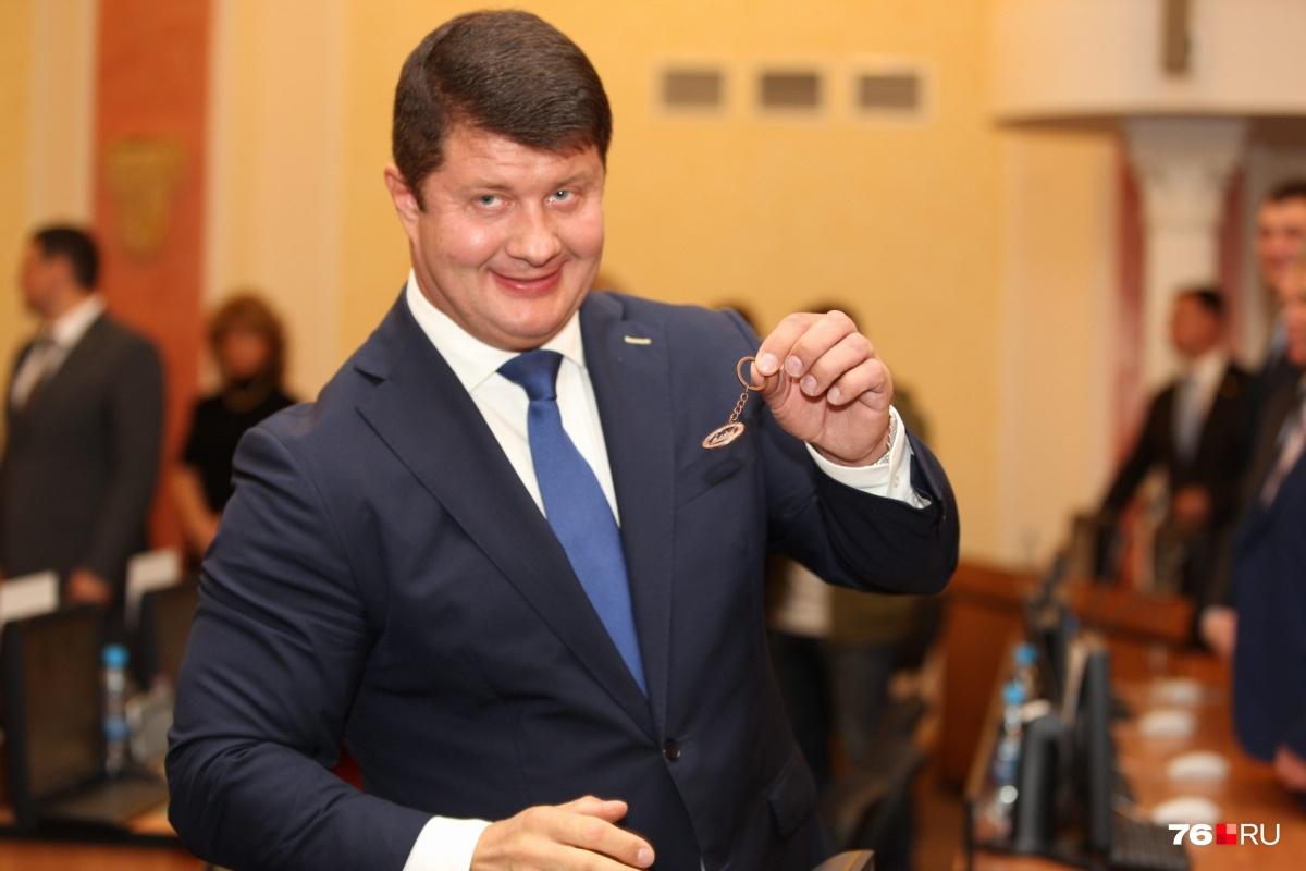 Сегодня у Владимира Слепцова последний день в должности мэра Ярославля
