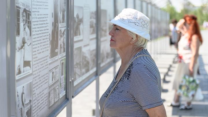 «Это не было подвигом»: в Волгограде открылась выставка о людях, которые возродили город после войны
