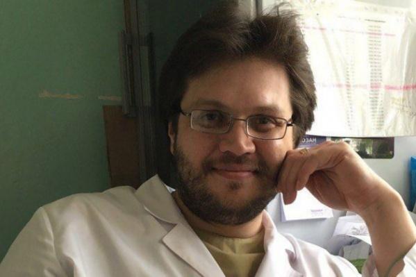 Борис Кондрашин проработал в челябинской больнице около месяца