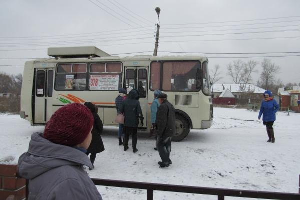 Автобусы будут заменять на низкопольные для повышения безопасности перевозок