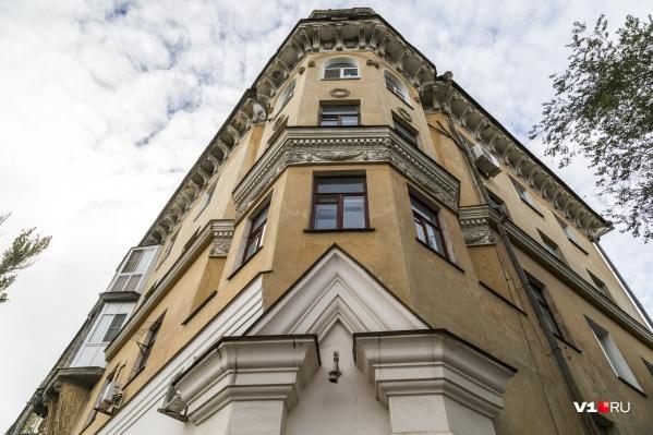 Сталинским домам на проспекте капремонт грозит только в 2032 году