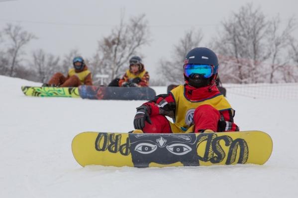 Россияне в День народного единства открывают сезон горнолыжного спорта