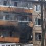 «Спасли 16 человек»: в Ярославле при пожаре в пятиэтажке пострадали люди