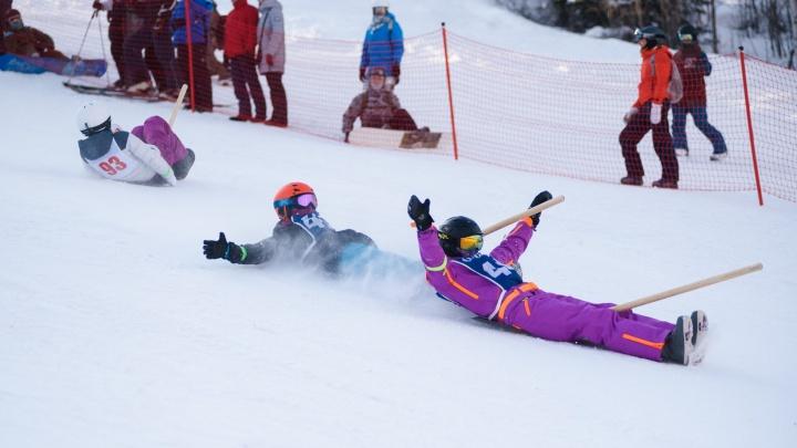 Вместо лыж и сноубордов: в Прикамье пройдут гонки на лопатах