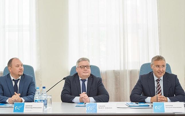 «Шлюмберже» и ТюмГУ решили укрепить сотрудничество