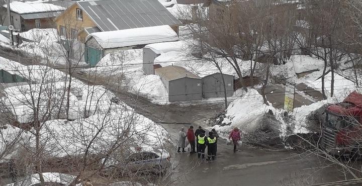 «Их лица были в крови»: женщина на иномарке сбила двоих пешеходов на Партизанской