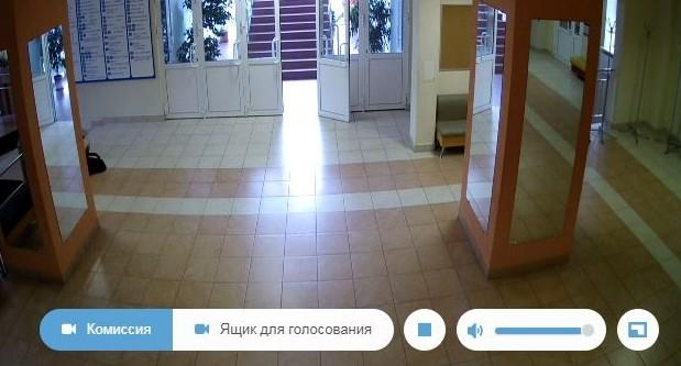 Ждали указания облизбиркома: всё утро понедельника выборные камеры показывали видео из школ Екатеринбурга