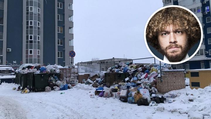 «Новые операторы не справляются»: блогер Илья Варламов раскритиковал уборку мусора в Самаре