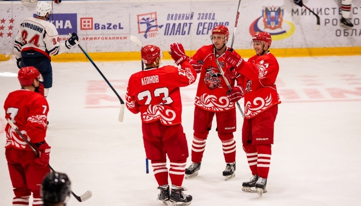 Все решилось в серии буллитов: ХК «Ростов» дебютировал в ВХЛ