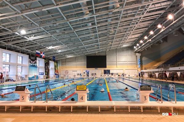 Трагедия произошла в олимпийском бассейне «Олимпии»
