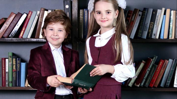 В «НОРДМОЛЛе» начали продавать рюкзаки от 500 рублей и юбки для школьниц от 300 рублей