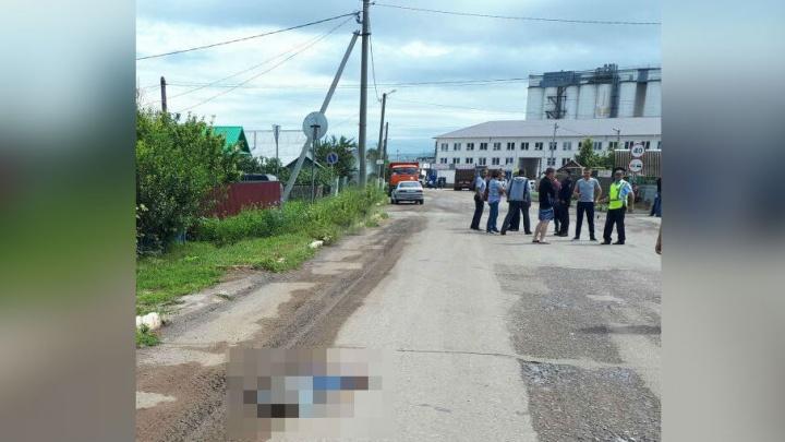 В Башкирии ищут водителя-беглеца, насмерть сбившего четырехлетнего ребенка