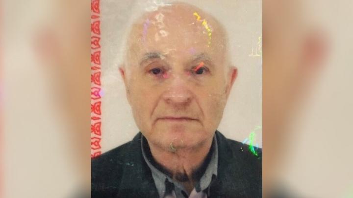 Поехал в синагогу и потерялся: в Екатеринбурге пропал 81-летний дедушка
