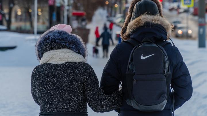 МЧС: в Прикамье ожидаются морозы до -32 градусов