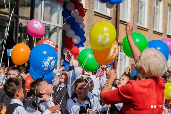 День знаний — прекрасный, радостный праздник. Но, чтобы стать его частью, нужно сначала записаться в первый класс