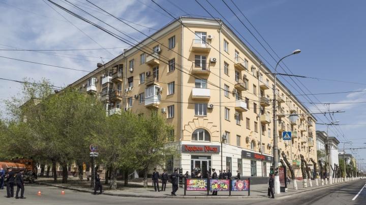 В Волгограде выдали экспертное заключение на уже выполненный ремонт памятника архитектуры