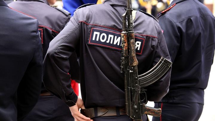 Полицейских в Башкирии на два дня лишат табельного оружия и служебных автомобилей