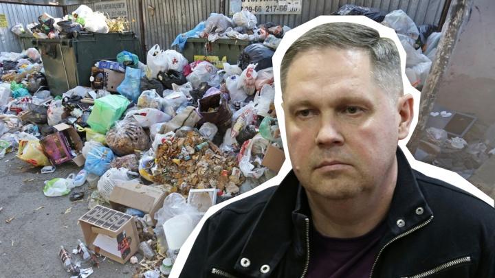 Один за всех: в деле о мусорном коллапсе в Челябинске появился обвиняемый