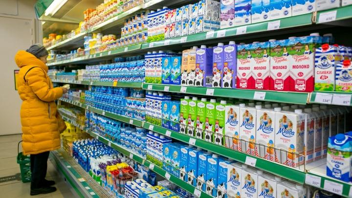 Молоко из «Командора» признали фальсификатом