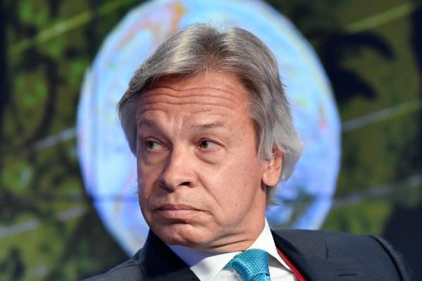Алексей Пушков попросил сообщать ему все подробности хода расследования