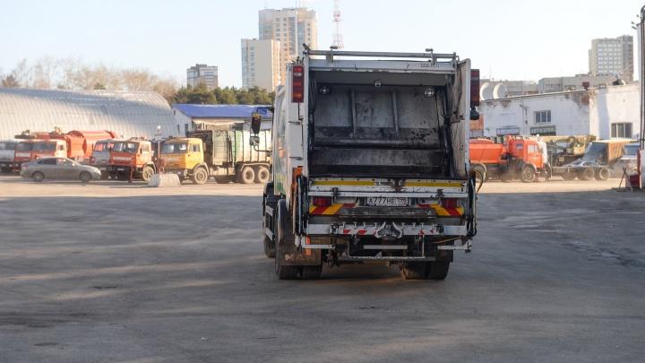 «Спецавтобаза» оспорила в суде резкое снижение тарифа на вывоз мусора в Екатеринбурге