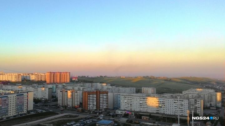 «Дышим благодаря тому, что сейчас лето»: исследуем воздух Красноярска на чистоту