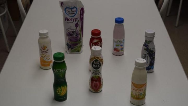 Эксперты проверили 8 видов йогуртов из красноярских супермаркетов. Смотрим, что можно пить