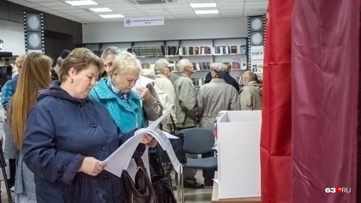 Единороссы лидируют: стали известны предварительные итоги выборов в Самарской области