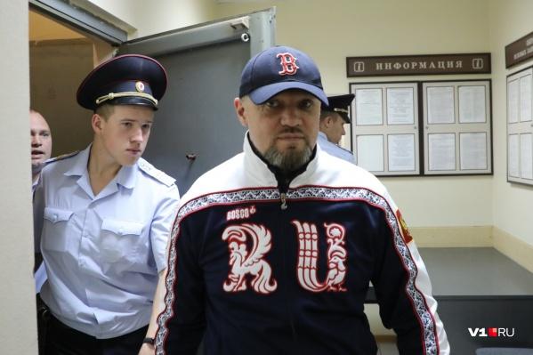 Виталию Брудному больше часа искали зал для оглашения приговора