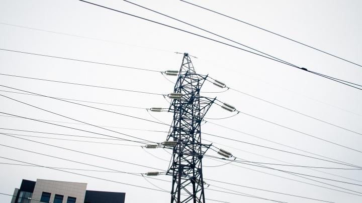 В начале декабря сотни ростовчан останутся без электричества