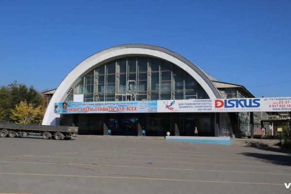 По словам председателя областного комитета спорта, у строителей до сих пор остаются технические вопросы