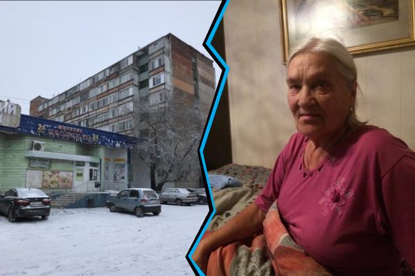 79-летняя пенсионерка вместе с семьей пытается отстоять собственный пансионат