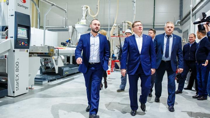 Сын экс-директора АНПЗ остановил завод «Полипак» в Исетском. Сотне рабочих сказали увольняться