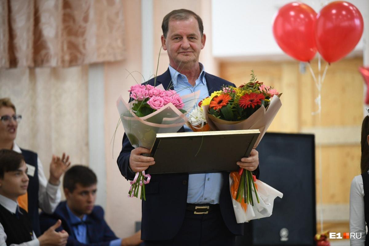 Андрей Симановский, пожалуй, самый экстравагантный миллиардер в Свердловской области