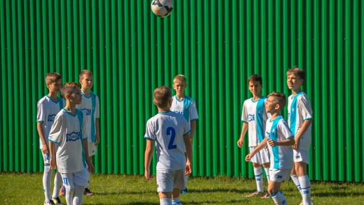 Центр подготовки футболистов «Крыльев Советов» получит новый статус