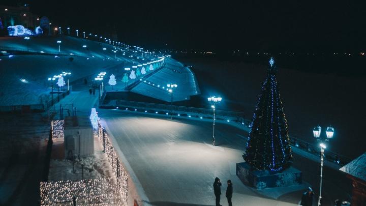 Вместо Комсомольского зальют у драмтеатра: рассказываем, где этой зимой появятся бесплатные катки