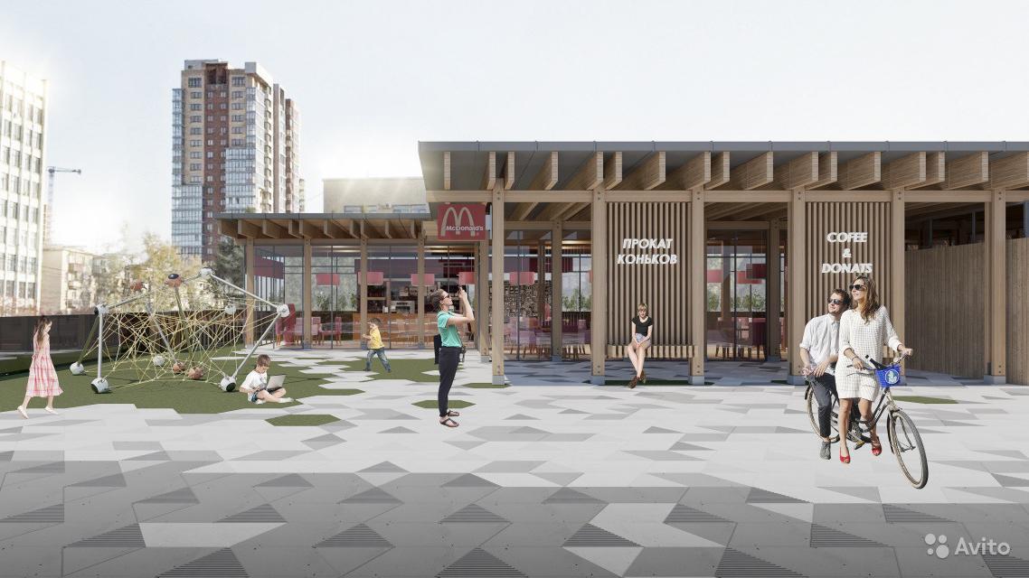 Крышу комплекса планируют застроить к ноябрю этого года